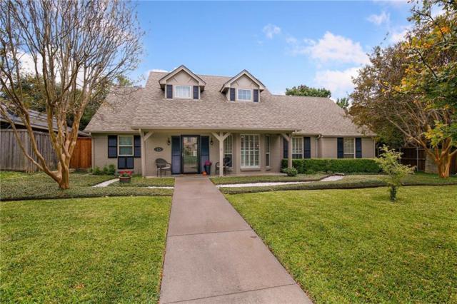 15 Lundys Lane, Richardson, TX 75080 (MLS #13967253) :: RE/MAX Town & Country