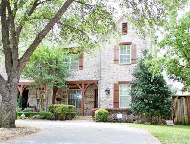 3815 Northwest Parkway, University Park, TX 75225 (MLS #13967289) :: RE/MAX Town & Country