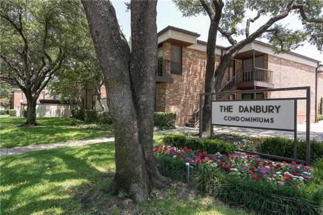 4944 Amesbury Drive #201, Dallas, TX 75206 (MLS #13967396) :: The Heyl Group at Keller Williams