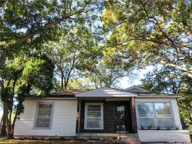 1247 Moran Drive, Dallas, TX 75218 (MLS #13967399) :: RE/MAX Town & Country