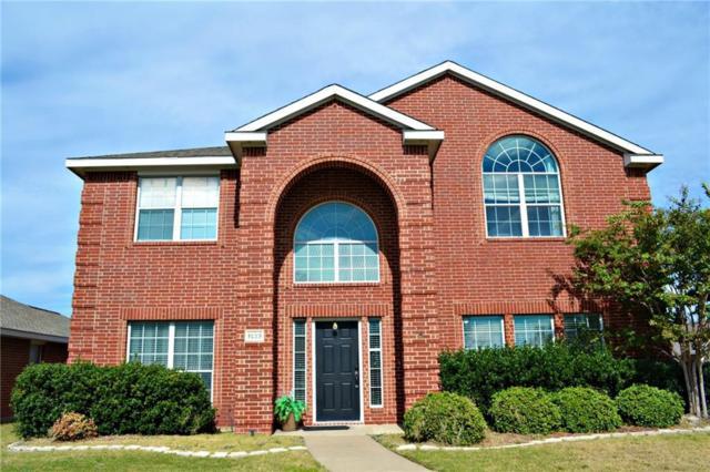 1533 Balboa Lane, Allen, TX 75002 (MLS #13967505) :: RE/MAX Town & Country