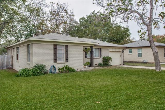 1029 Zelda Drive, Hurst, TX 76053 (MLS #13967593) :: The Holman Group