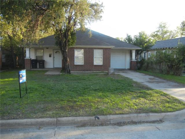 5311 Fletcher Avenue, Fort Worth, TX 76107 (MLS #13967600) :: The Mitchell Group