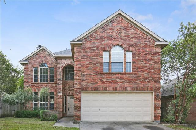 5552 Lawnsberry Drive, Fort Worth, TX 76137 (MLS #13967639) :: RE/MAX Town & Country