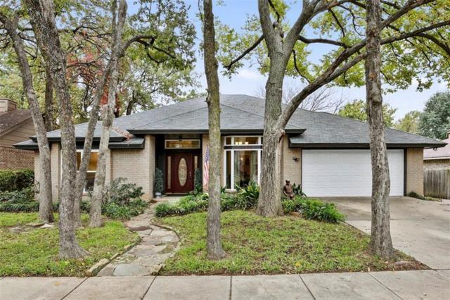2808 Woodpath Lane, Bedford, TX 76021 (MLS #13967685) :: The Holman Group