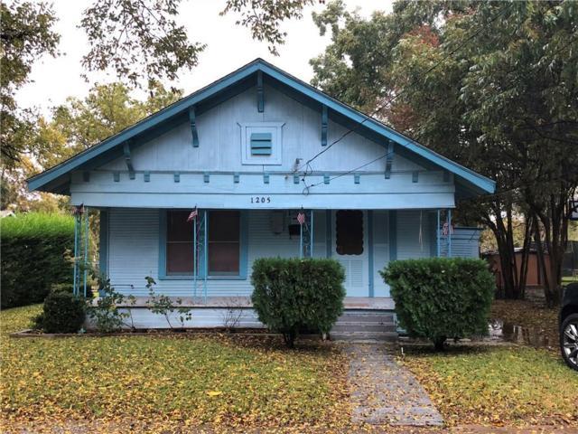 1205 Cornelia Street, Greenville, TX 75401 (MLS #13967691) :: Kimberly Davis & Associates