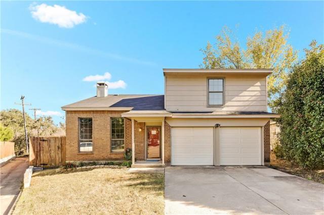 715 Nightingale Circle, Mansfield, TX 76063 (MLS #13967729) :: The Holman Group