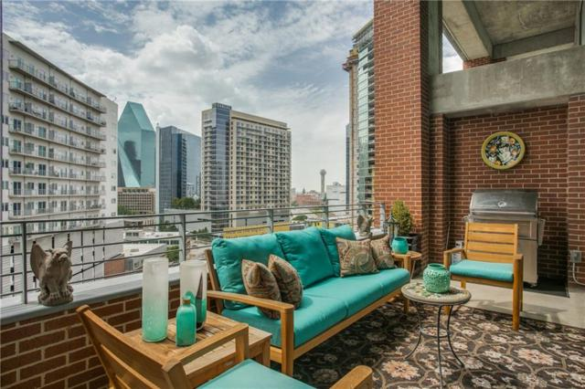 2011 Cedar Springs Road #502, Dallas, TX 75201 (MLS #13967756) :: The Rhodes Team