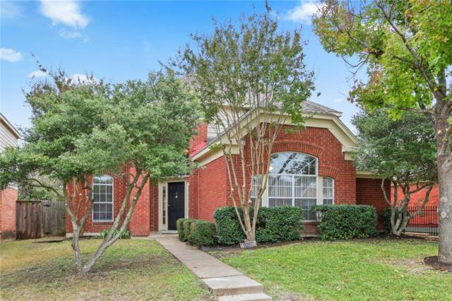 10300 Burgundy Drive, Frisco, TX 75035 (MLS #13967770) :: RE/MAX Town & Country