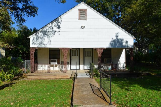 1504 Clinton Avenue, Fort Worth, TX 76164 (MLS #13967857) :: Robbins Real Estate Group
