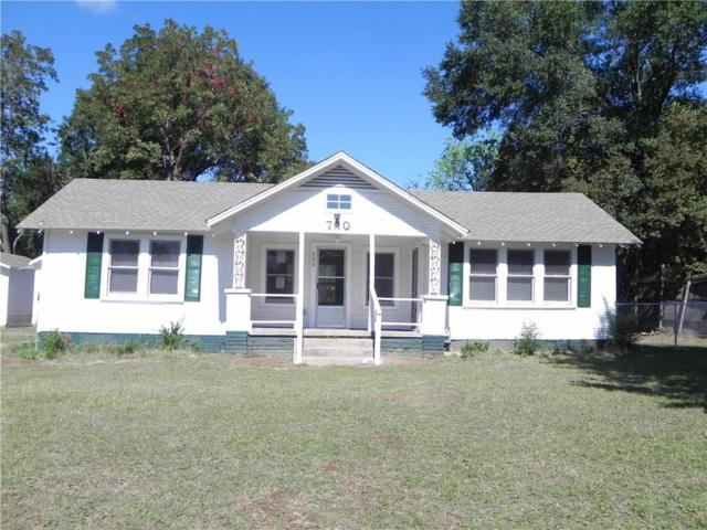 720 W Kilpatrick Street, Mineola, TX 75773 (MLS #13967865) :: The Real Estate Station