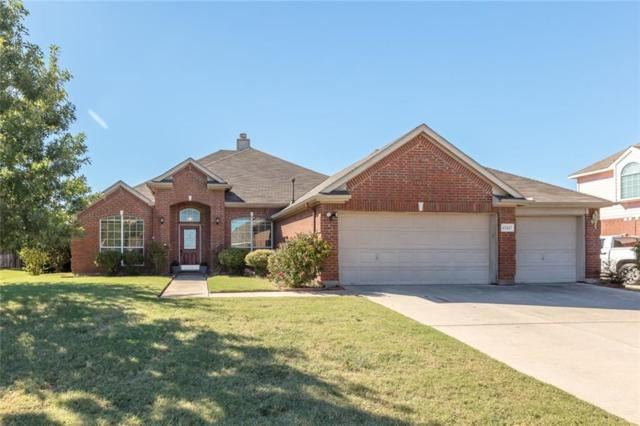 13517 Leather Strap Drive, Fort Worth, TX 76052 (MLS #13967879) :: The Paula Jones Team | RE/MAX of Abilene