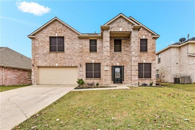 312 Creek Point Lane, Arlington, TX 76002 (MLS #13967880) :: The Mitchell Group