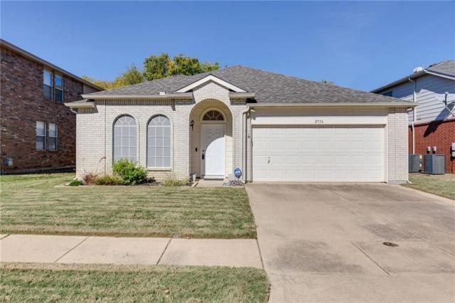 2936 Prairie Oak Boulevard, Grand Prairie, TX 75052 (MLS #13967888) :: The Tierny Jordan Network