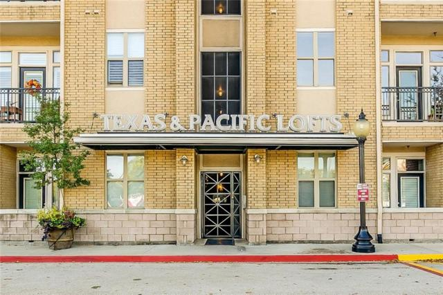 201 W Lancaster Avenue #210, Fort Worth, TX 76102 (MLS #13967957) :: The Mitchell Group