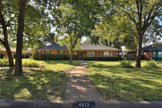 4213 S 20th Street, Abilene, TX 79605 (MLS #13967980) :: The Real Estate Station