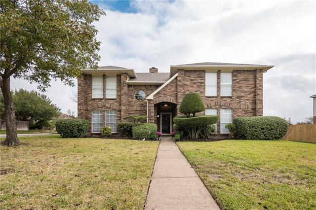 516 Dogwood Trail, Desoto, TX 75115 (MLS #13968009) :: RE/MAX Town & Country