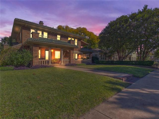 2008 Pembroke Drive, Fort Worth, TX 76110 (MLS #13968011) :: RE/MAX Town & Country