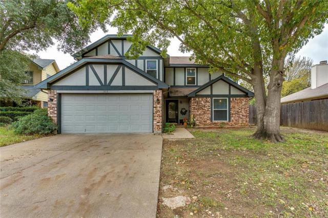 5808 Fox Hunt Drive, Arlington, TX 76017 (MLS #13968032) :: RE/MAX Town & Country