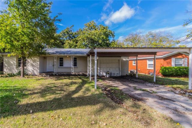 604 Odie Drive, White Settlement, TX 76108 (MLS #13968039) :: RE/MAX Town & Country