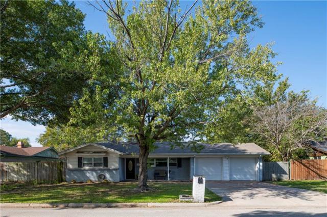 1202 Paula Lane, Euless, TX 76040 (MLS #13968119) :: The Holman Group