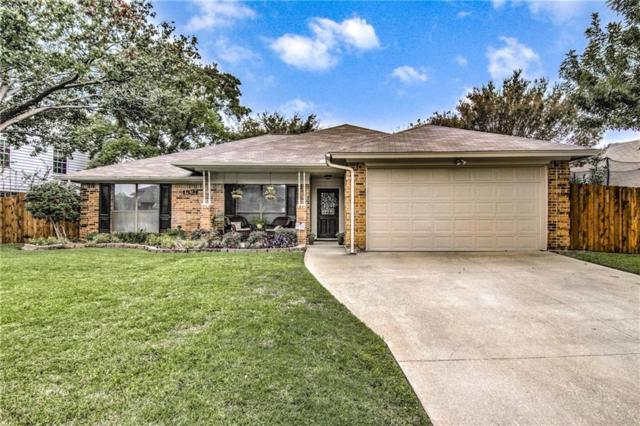 1521 Warwick Drive, Mansfield, TX 76063 (MLS #13968147) :: RE/MAX Town & Country