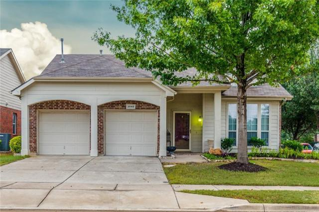2845 Muskrat Drive, Fort Worth, TX 76244 (MLS #13968159) :: RE/MAX Town & Country