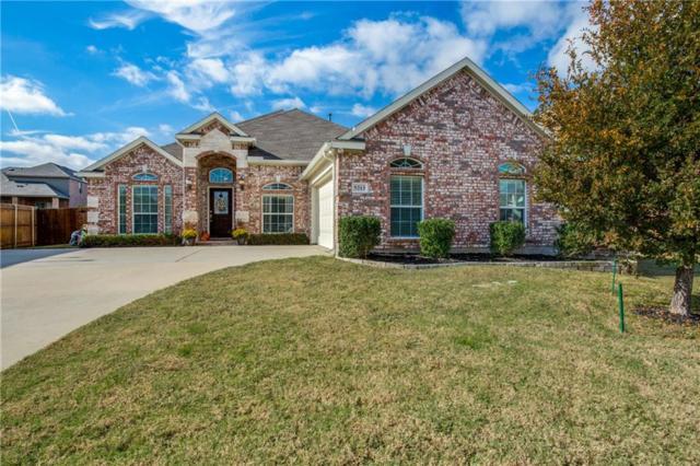 5213 Sunwood Circle, Fort Worth, TX 76123 (MLS #13968199) :: RE/MAX Pinnacle Group REALTORS
