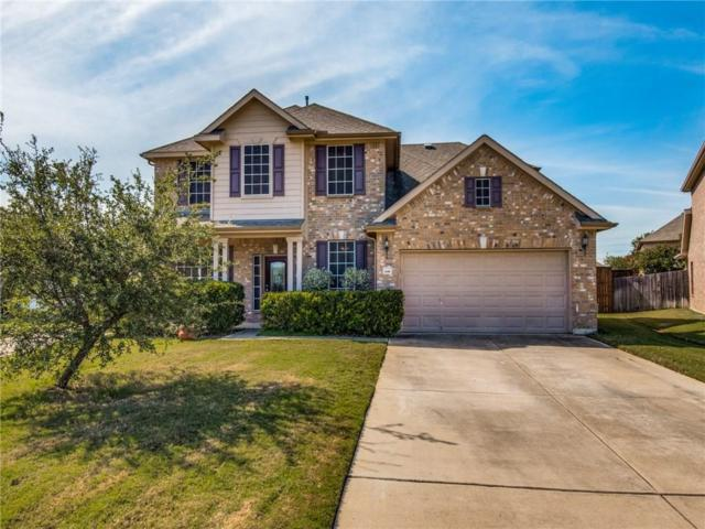 4101 Lampton Court, Fort Worth, TX 76262 (MLS #13968266) :: The Chad Smith Team