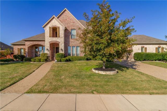 1221 Three Rivers Drive, Prosper, TX 75078 (MLS #13968309) :: RE/MAX Town & Country