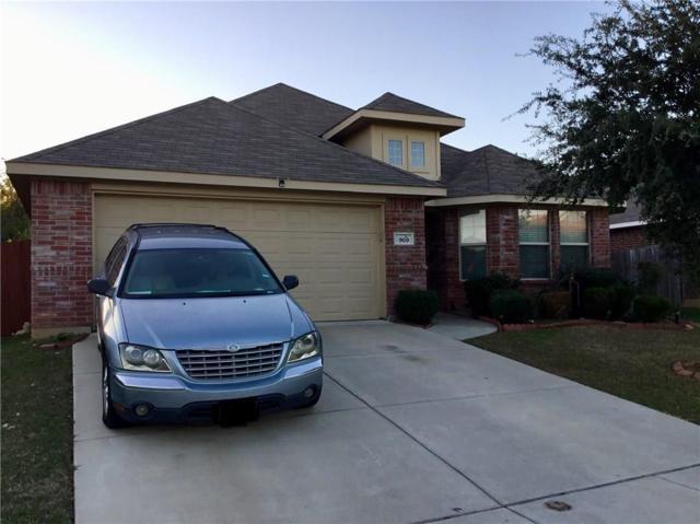 909 Loftin Street, Crowley, TX 76036 (MLS #13968345) :: The Mitchell Group