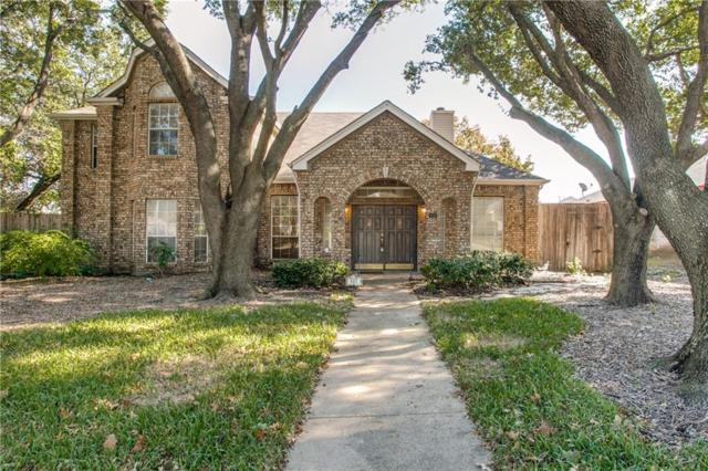 801 Fall Drive, Allen, TX 75002 (MLS #13968453) :: RE/MAX Town & Country