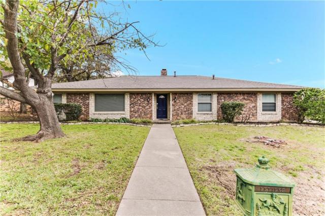 2877 Winterhaven Drive, Hurst, TX 76054 (MLS #13968483) :: The Holman Group