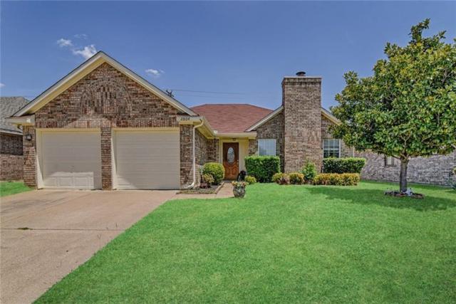 2804 Amberton Place, Euless, TX 76040 (MLS #13968600) :: The Holman Group