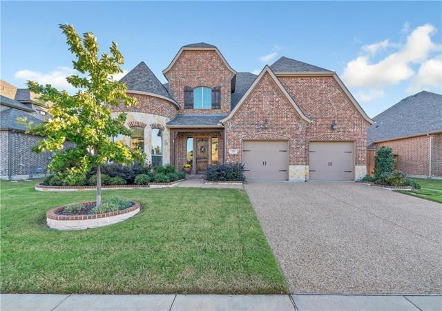 931 Sagebrush Drive, Prosper, TX 75078 (MLS #13968629) :: Kimberly Davis & Associates