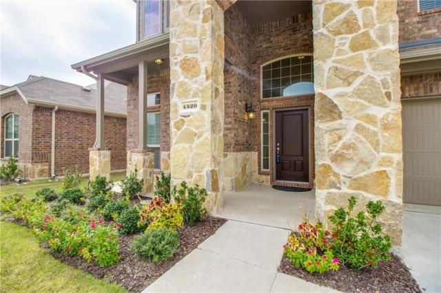 4520 Lakeview Drive, Frisco, TX 75036 (MLS #13968674) :: RE/MAX Town & Country