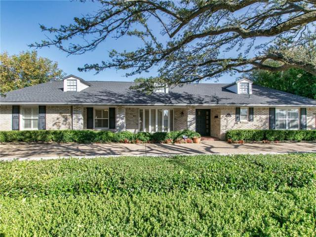 7111 Mimosa Lane, Dallas, TX 75230 (MLS #13968681) :: RE/MAX Town & Country