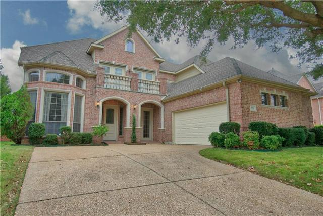 3512 Tanyard Court, Flower Mound, TX 75022 (MLS #13968694) :: RE/MAX Town & Country