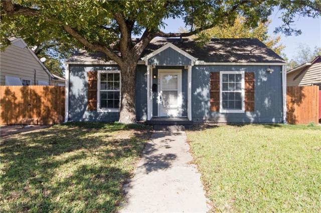 1530 Pine Street, Grand Prairie, TX 75050 (MLS #13968707) :: The Real Estate Station