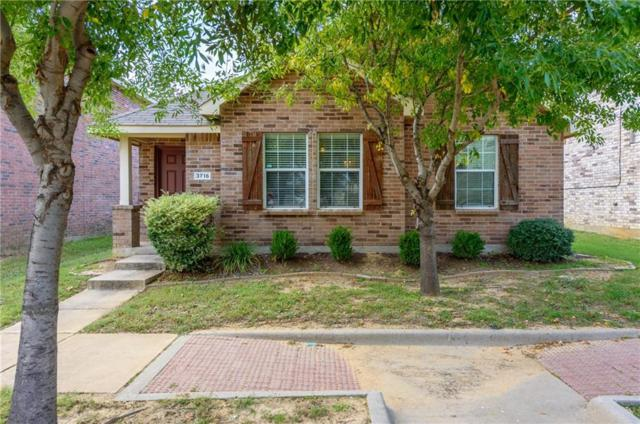 3716 San Lucas Lane, Denton, TX 76208 (MLS #13968741) :: Frankie Arthur Real Estate