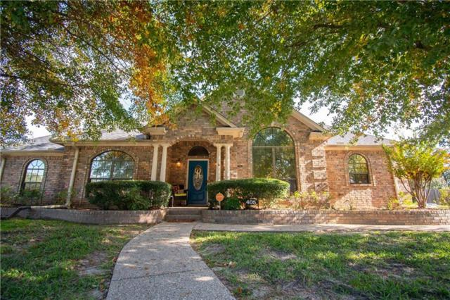 405 Northcreek Drive, Chandler, TX 75758 (MLS #13968758) :: Kimberly Davis & Associates