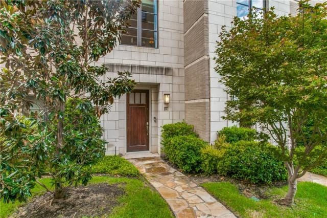 3210 Carlisle Street #36, Dallas, TX 75204 (MLS #13968759) :: Team Hodnett