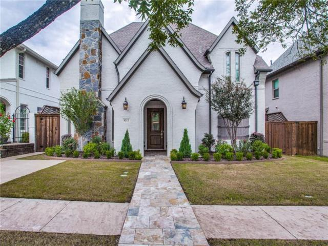 5212 Collinwood Avenue, Fort Worth, TX 76107 (MLS #13968817) :: The Real Estate Station