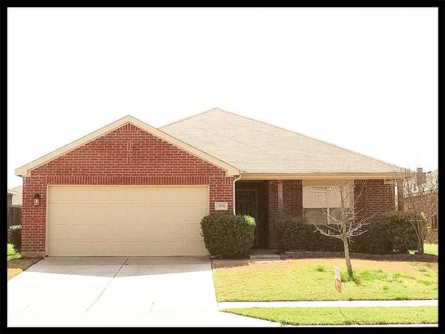 1808 Morning Dove, Aubrey, TX 76227 (MLS #13968884) :: Vibrant Real Estate