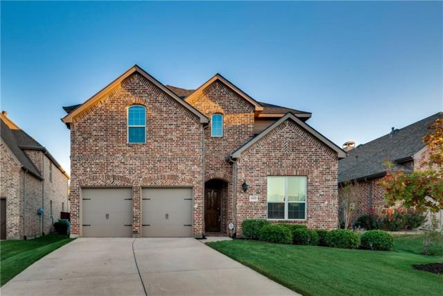 8504 Silverleaf Circle, Lantana, TX 76226 (MLS #13968981) :: Real Estate By Design
