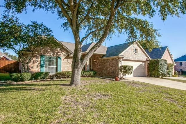 1828 Sumac Drive, Flower Mound, TX 75028 (MLS #13968989) :: The Real Estate Station