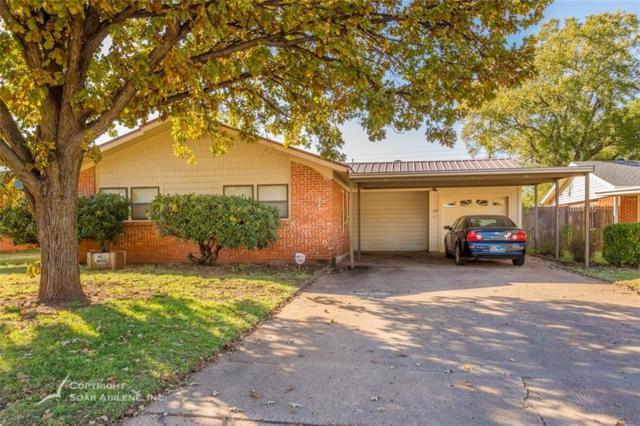 1248 Westview Drive, Abilene, TX 79603 (MLS #13968998) :: RE/MAX Pinnacle Group REALTORS