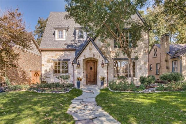 3536 Amherst, University Park, TX 75225 (MLS #13969040) :: North Texas Team | RE/MAX Lifestyle Property