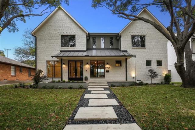 9717 Parkford Drive, Dallas, TX 75238 (MLS #13969097) :: The Hornburg Real Estate Group