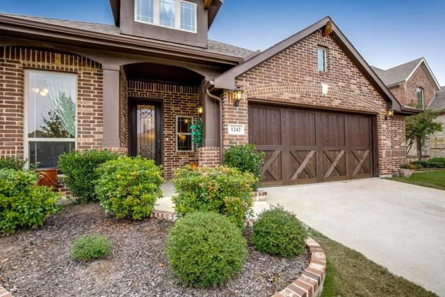 1242 Wedgewood Drive, Forney, TX 75126 (MLS #13969105) :: RE/MAX Town & Country